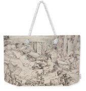 Christ On The Mount Of Olives 1521 Weekender Tote Bag