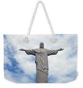 Christ The Redeemer Weekender Tote Bag by Paul Landowski