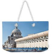 Christian Science Church Weekender Tote Bag
