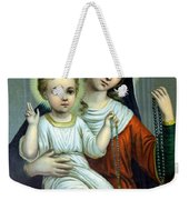 Christianity - Holy Family Weekender Tote Bag