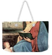 Christianity - Reading Time Weekender Tote Bag