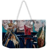 Christine Anderson Concert Fantasy Weekender Tote Bag