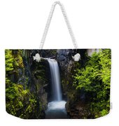 Christine Falls - Mount Rainer National Park Weekender Tote Bag