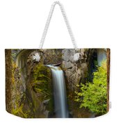 Christine Falls Through The Trees Weekender Tote Bag
