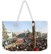 Christmas 2010 Weekender Tote Bag