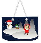 Christmas #6 Weekender Tote Bag