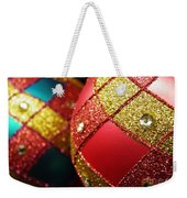 Christmas Abstract 18 Weekender Tote Bag