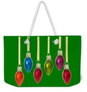 Christmas Baubles Tee Weekender Tote Bag