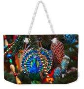 Christmas Bling #1 Weekender Tote Bag