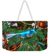 Christmas Bling #3 Weekender Tote Bag