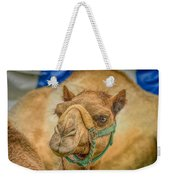 Christmas Camel On Call Weekender Tote Bag