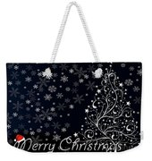 Christmas Card 10 Weekender Tote Bag