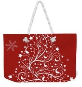 Christmas Card 5 Weekender Tote Bag