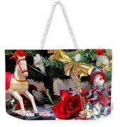 Christmas Characters Weekender Tote Bag