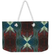 Christmas Crackers Surprise Weekender Tote Bag