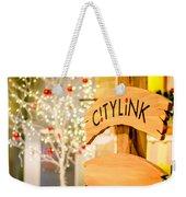 Christmas Decorations 4 Weekender Tote Bag