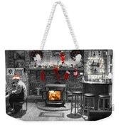 Christmas Eve Magic Weekender Tote Bag