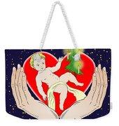 Christmas Eve- Nativity Weekender Tote Bag