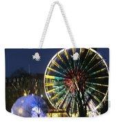 Christmas Fair Scotland Weekender Tote Bag