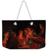 Christmas Fortune-telling. Weekender Tote Bag