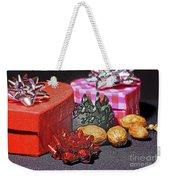 Christmas Gifts Weekender Tote Bag