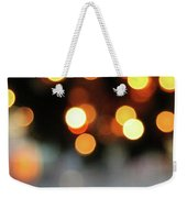 Christmas Glitter- Art By Linda Woods Weekender Tote Bag