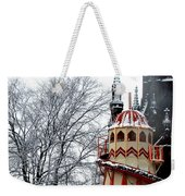 Christmas Helter Skelter Scotland Weekender Tote Bag