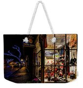 Christmas In Northport Weekender Tote Bag