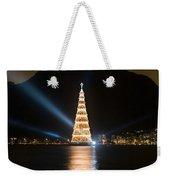 Christmas In Rio Weekender Tote Bag