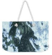 Christmas In Tesuque Weekender Tote Bag