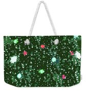 Christmas Lights No. 7-1 Weekender Tote Bag