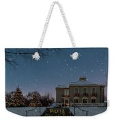 Christmas Lights Series #2 Weekender Tote Bag