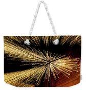 Christmas Lights Zoom Blur II Weekender Tote Bag