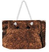 Christmas Moose Weekender Tote Bag