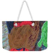 Christmas On A Farm Weekender Tote Bag