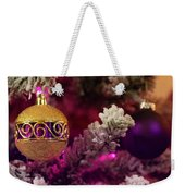 Christmas Ornament 2 Weekender Tote Bag