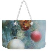 Christmas - Ornaments Weekender Tote Bag