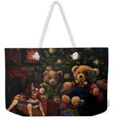 Christmas Past Weekender Tote Bag