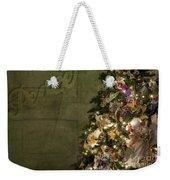 Christmas Peace Weekender Tote Bag