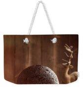 Christmas Pudding Weekender Tote Bag