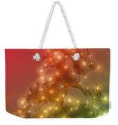 Christmas Radiance Weekender Tote Bag