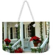 Christmas Spirit In Key West Weekender Tote Bag
