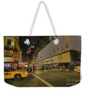 Christmas Time II Weekender Tote Bag