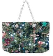 Christmas Time Is Here Weekender Tote Bag