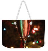 Christmas Toast Weekender Tote Bag