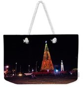 Christmas Tree San Salvador 6 Weekender Tote Bag