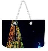 Christmas Tree San Salvador Weekender Tote Bag
