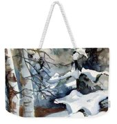 Christmas Trees Weekender Tote Bag
