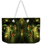 Christmas Trees Pattern Weekender Tote Bag