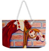 Christmas With Care Weekender Tote Bag